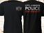 New-City-Of-London-Police-Metropolitan-SWAT-Service-Black-T-Shirt-S-4XL thumbnail 3