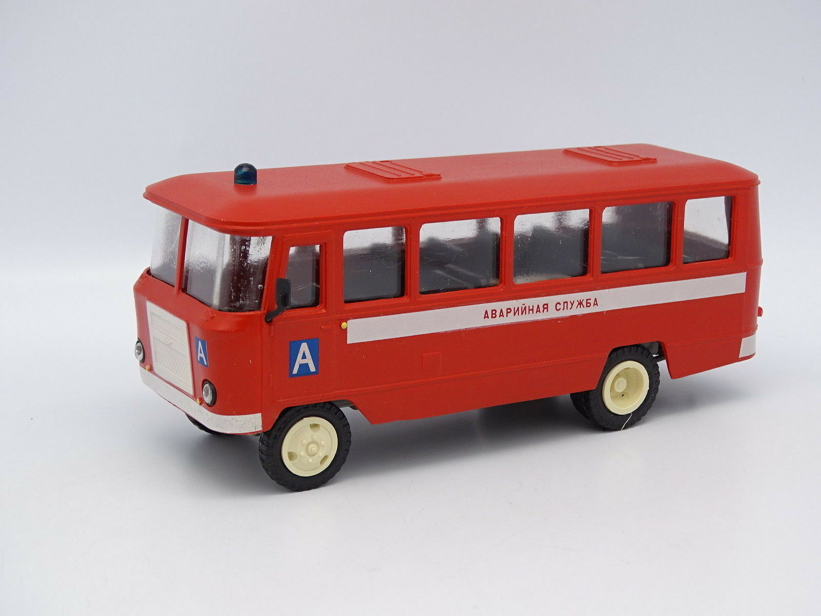 USSR SB 1 43 - Pullman Autobus Kuban G1A1 02 Vigili del fuoco Russie