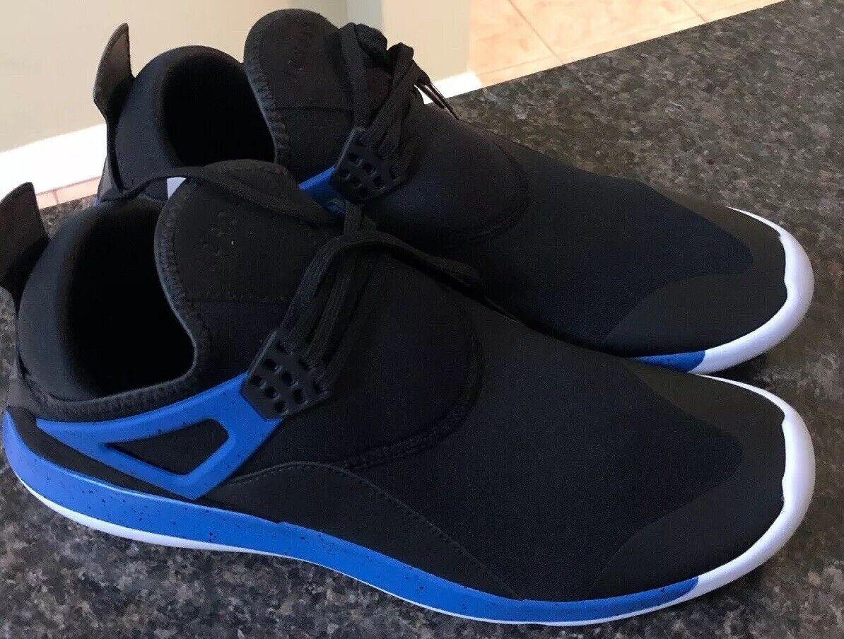 Jordan Fly'89 para hombre Air Zapatos De Entrenamiento Negro blancoo Royal Hombres Tallas 11
