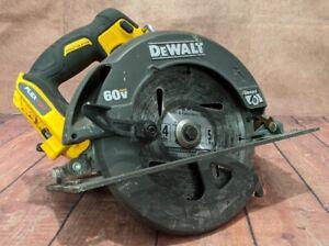 """DEWALT Flexvolt 60V Max 7-1/4"""" Cordless Circular Kit with Brake (DCS578)"""