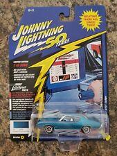 Johnny Lightning JLCG020-A5 Pontiac GTO Judge blau metallic Maßstab 1:64 NEU!°