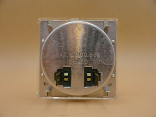 ANALOG EMICO PANEL METER DC AMMETER 0-8 AMPS LOT OF 2