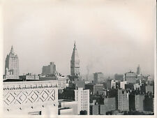 NEW YORK CITY c.1940 -  Panorama vers Madison Square  USA  - Div 7599