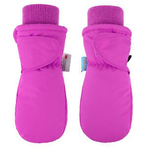 Kids-Thinsulate-and-Waterproof-Winter-Warm-Ski-Gloves-Mittens