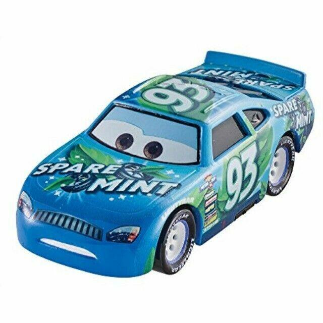 2017 Disney Pixar Cars 3 Ernie Gearson 93 Space Mint Bonus Mini Poster For Sale Online Ebay