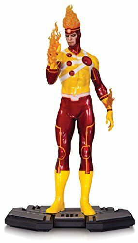 DC Comics iconos Firestorm Estatua