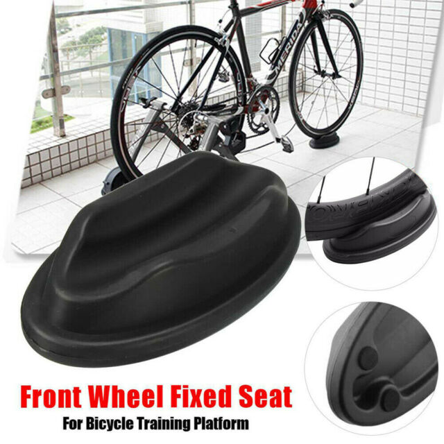 Front wheel pad Accessories MTB Indoor Road Bike Cycling Turbo Trainer