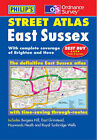 Ordnance Survey/Philip's Street Atlas East Sussex by Octopus Publishing Group (Paperback, 2001)