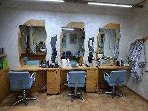 arredamento negozio per parrucchieri