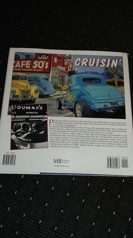 Cruisin veteranbiler., Cruisin. car culture in america.