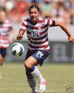 ABBY WAMBACH USA WOMEN'S SOCCER 8X10 SPORTS PHOTO (PEG)