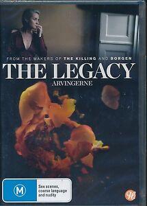 The-Legacy-DVD-NEW-Trine-Dryholm-Region-4