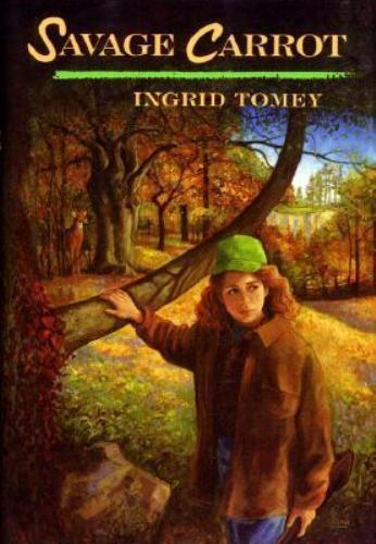 Savage Carrot by Ingrid Tomey