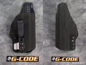 Haley Strategic G-Code Incog Eclipse HK Heckler & Koch VP9 Full Guard Holster SK