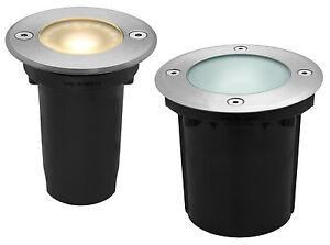 LED-de-luces-de-tierra-walkover-terraza-Redondo-de-Acero-Inoxidable-Luz-al-Aire-Libre