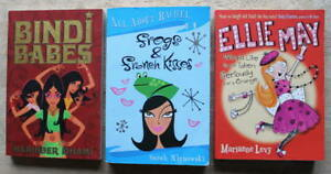 Girl-Books-Ellie-May-Bindi-Babes-Frogs-amp-French-Kisses