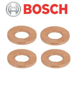Bosch Einspritzventil Kupfer Scheiben - 15x7.5x1.5 - Für Alfa Romeo,Fiat x4