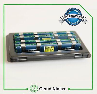 128GB DDR3 PC3-8500R 4Rx4 ECC Reg Server Memory RAM Dell PowerEdge T410 8x16GB