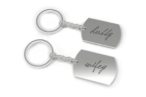 Hubby-and-Wifey-Couple-Key-Chain-His-and-Hers-Key-Rings-Couple-Keychains