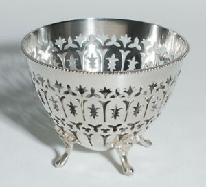 American-Sterling-Silber-Durchbruchkorb-Wallace-and-Sons-Mfg-Co