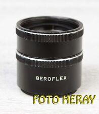 Beroflex Extension Tube 2er Set 18mm & 26mm Zwischen Ringe M-42  M42  02297