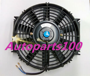 For-Universal-14-inch-24V-volt-Electric-Cooling-Fan-Thermo-Fan-Mounting-kits