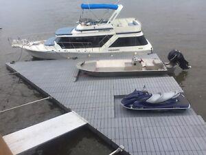 Details about Big Docks:Floating Plastic Boat Docks,2'X4'X18