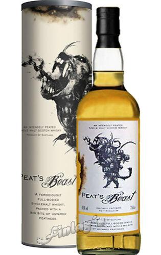 Peat's Beast Islay Malt Whisky 0,7 L