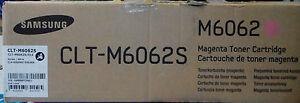 SAMSUNG-CLT-M6062S-CLX-9350ND-CLX9352NA-MAGENTA-TONER-ORIGINALE-BOX-APERTO