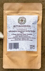 100 Natural Henna Mehandi Powder Body Art Quality Baq For Hair Body Ebay