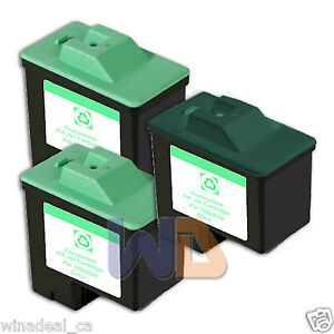 3-PACK-26-16-Lexmark-Ink-Cartridge-for-All-in-One-X1150-X1270-X2250-X75