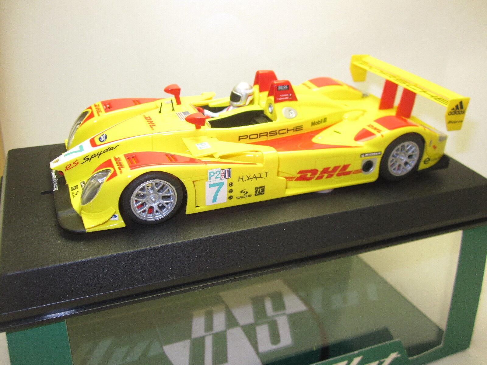 Slot Car Avant Avant Avant Slot 50603 Porsche Spyder Le mans 2008 Compatible 1 32 Scalextric  compra en línea hoy