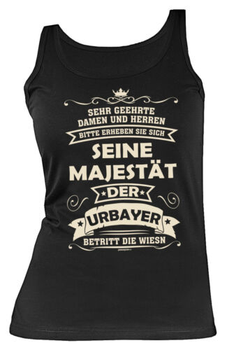 Damen Trachten Shirt Oktoberfest Volksfest Sprüche T-Shirt Dialekt Mundart