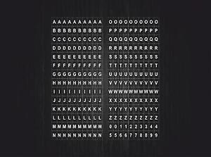 Set-280-x-sticker-adesivo-adesivi-alfabeto-numero-scrapbooking-lettere-r14