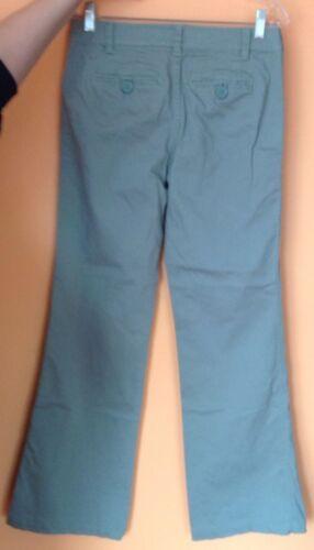 Jacobs zampa By verde in Sz a Khaki Marc scuro Euc 6 Pantalone cotone wYqEg