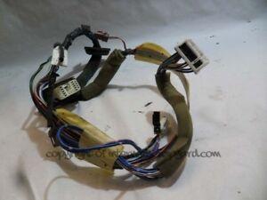 nissan patrol gr y61 2 8 rd28 97 05 rh osf front door wiring loom rh ebay co uk