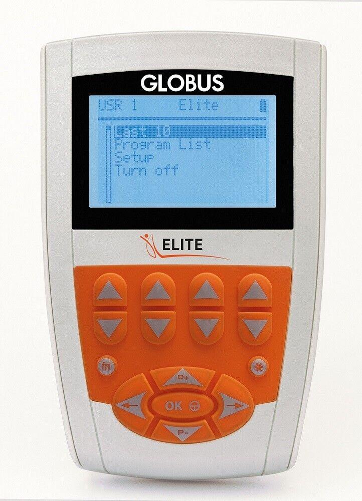 Elettrostimolatori Globus  Mod. Elite G4300  SportFitnessBeauty
