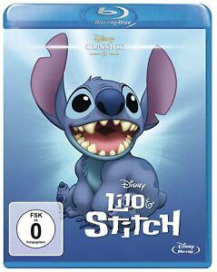 Lilo & Stitch (2002) [Blu-Ray/Nuovo/Scatola Originale] WALT DISNEY CLASSICI // nessun cofanetto