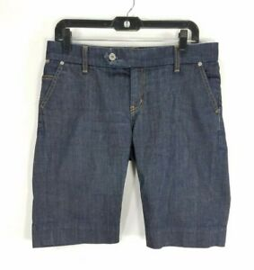 Citizens-of-Humanity-C-of-H-Denim-Womens-Shorts-sz-29-actual-32