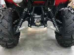 Boot Guards Honda Pioneer 500 15-19 Stick Guards-Front