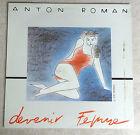 """DISQUE VINYLE MAXI 45 T INT/ANTON ROMAN""""DEVENIR FEMME""""AGONE 888 727-1"""