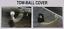 Weich Gummi Anhängerkupplung Kugelkopf Deckel abschleppschutz Abdeckkappe