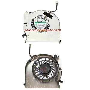 HP C100 DV7 Fan 7090EF DV7 Pavilion S9A Ventola DV7 MF75090V1 7090SF CPU 7099 HFXAWx4