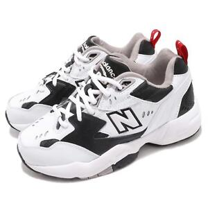 New-Balance-WX608RB1-D-Wide-White-Black-Women-Running-Daddy-Shoes-WX608RB1D