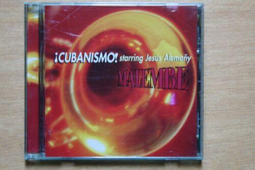 1 of 1 - ¡Cubanismo! Starring Jesús Alemañy – Malembe - Latin (Box C81)