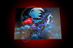 dota2 dota 2 ti5 motenai vengeful spirit vs 8x12 print ebay