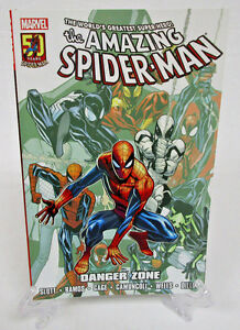 Amazing Spider-Man Danger Zone 692 693 694 Marvel Comics TPB Trade Paperback New