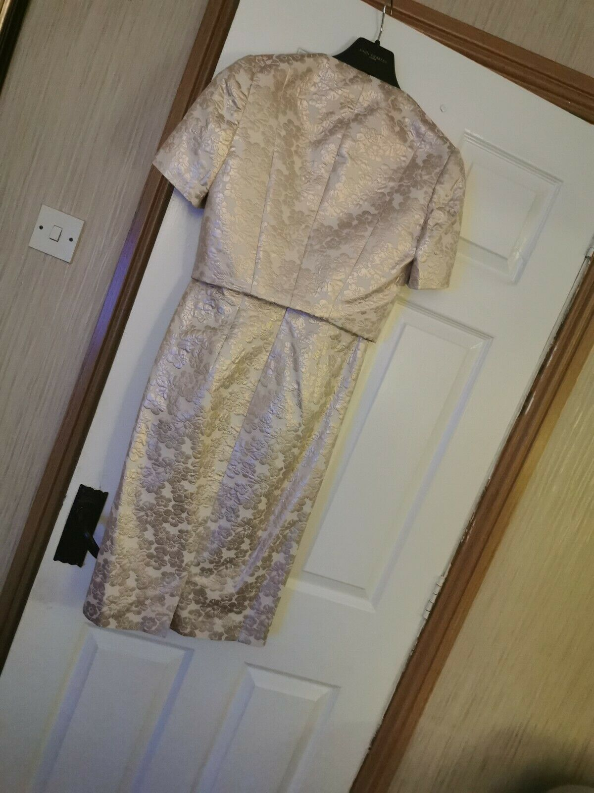 John Charles mother of the bride outfit size 8