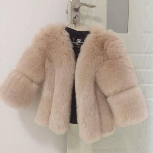 Winter Women Faux Fox Fur Waistcoat Warm Gilet Outwear Slim Vest Jacket Coat