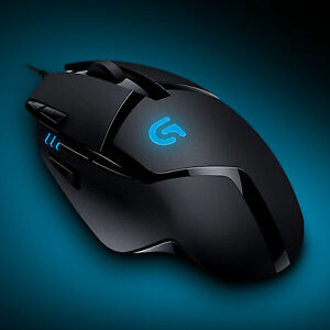 Details about Logitech G402 Hyperion Fury Ultra-Fast FPS Gaming Mouse